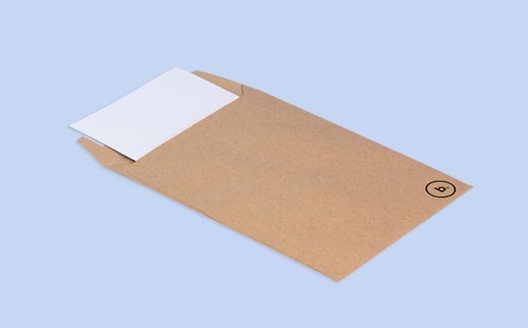 封筒、名刺、挨拶状